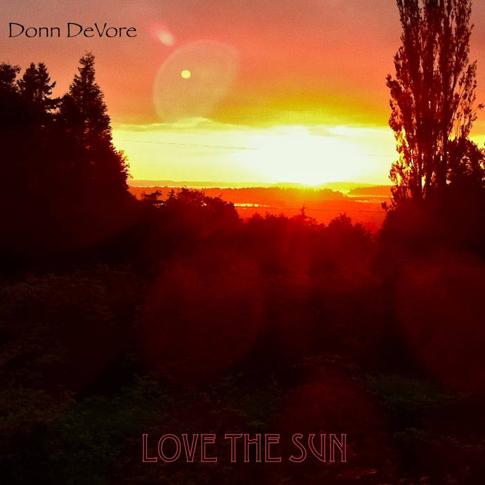 Love The sun cover art