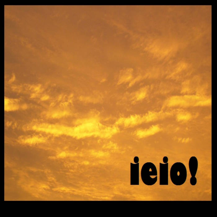 OUdies - IEIO! ep cover art