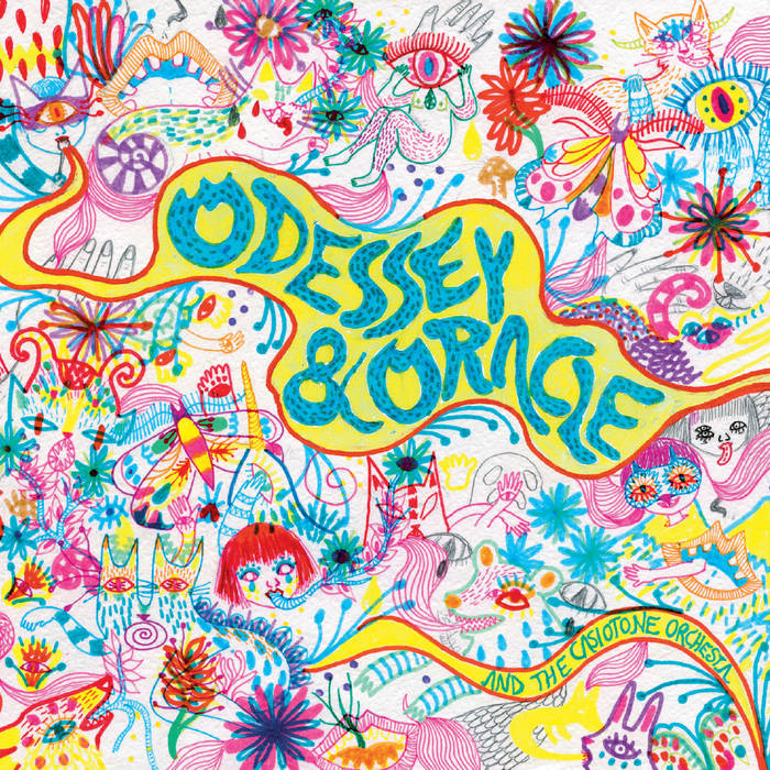 Odessey & Oracle and The Casiotone Orchestra cover art