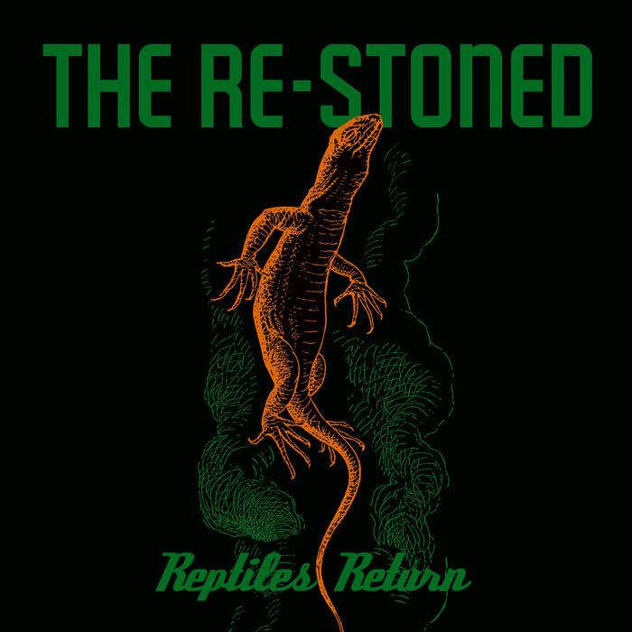 Reptiles Return cover art
