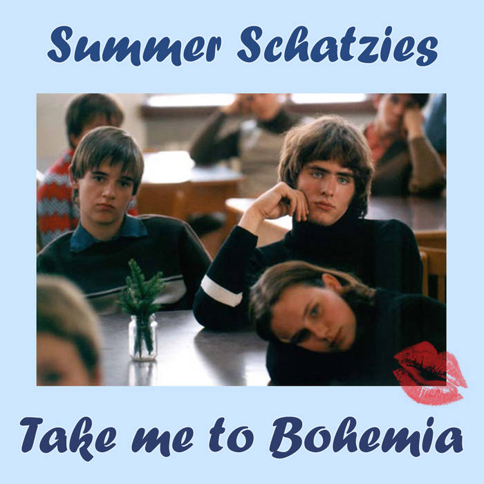 Take me to Bohemia cover art