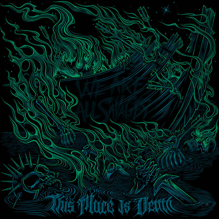 This Place is Death cover art