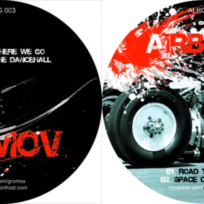 Gromov vs. Airborne Drumz cover art