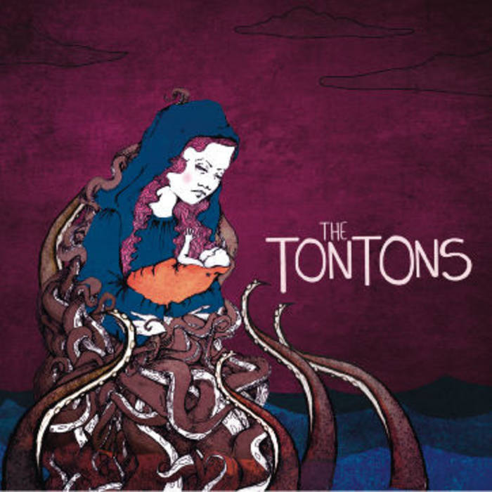 The Tontons (Self-Titled) cover art
