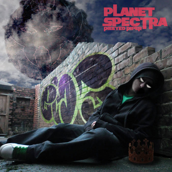 Planet Spectra cover art