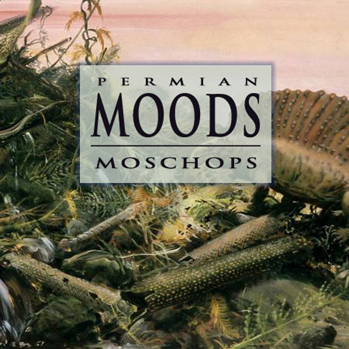 Permian Moods cover art