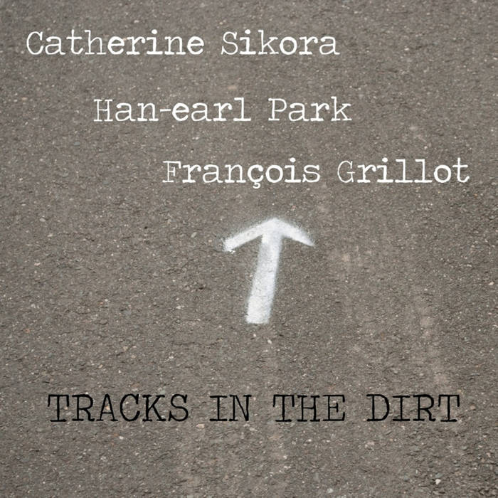 Tracks in the dirt cover art