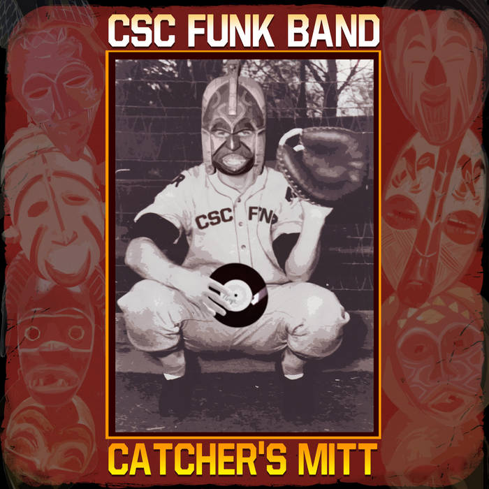 VEVC0029 - CSC Funk Band / Grant Phabao cover art