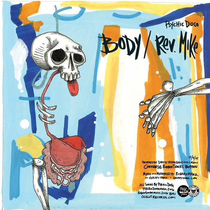 Body / Rev. Mike cover art