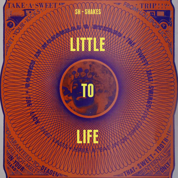 LITTLE TO LIFE cover art
