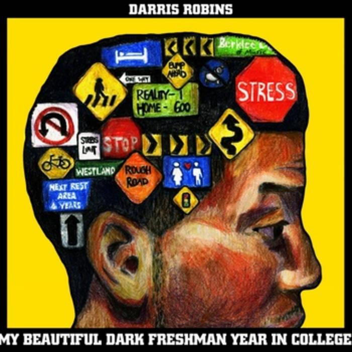 My Beautiful Dark Freshman Year In College(Free Download) cover art