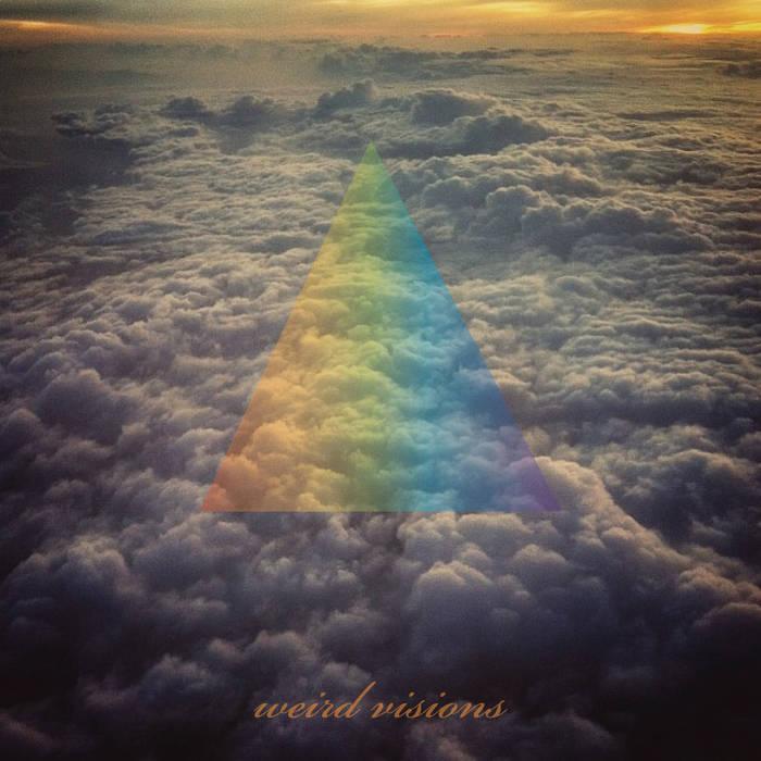 Weird Visions 1 cover art