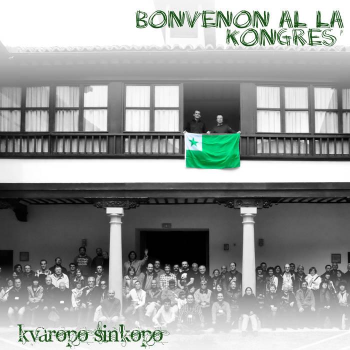 Bonvenon al la kongres' cover art