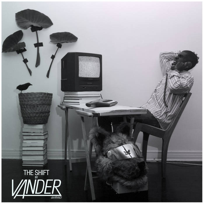 The Shift EP cover art