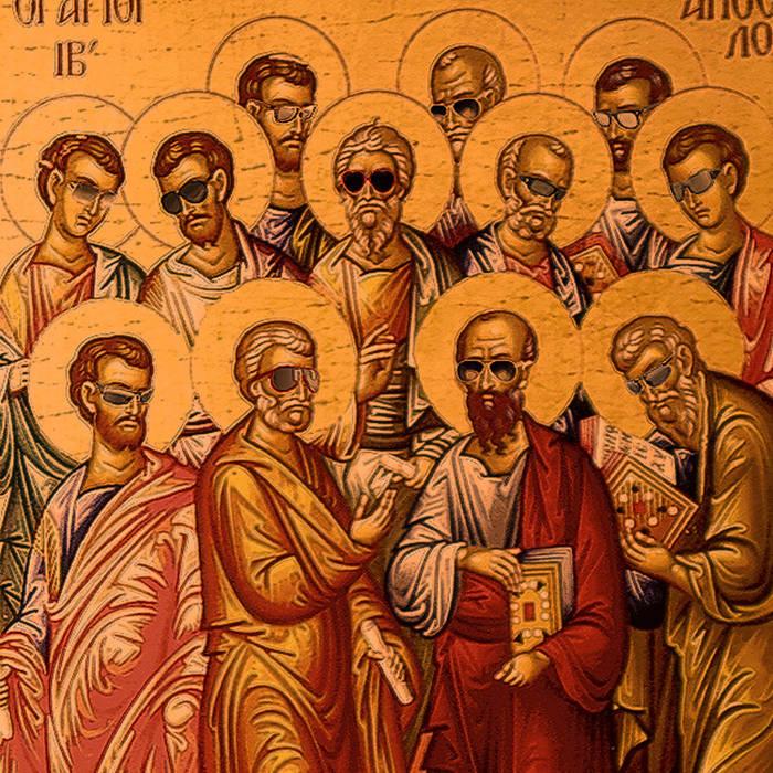 XII APOSTLES cover art