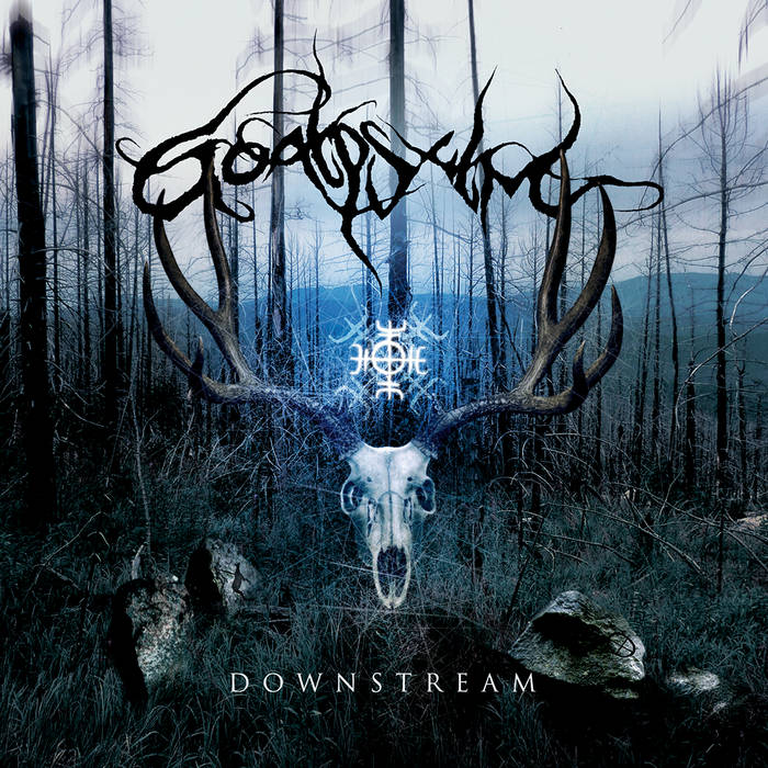 Downstream cover art