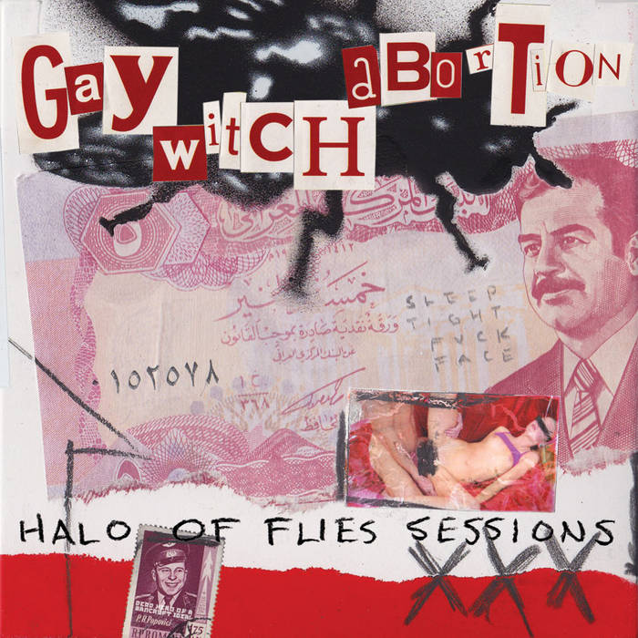 Halo of Flies Sessions cover art