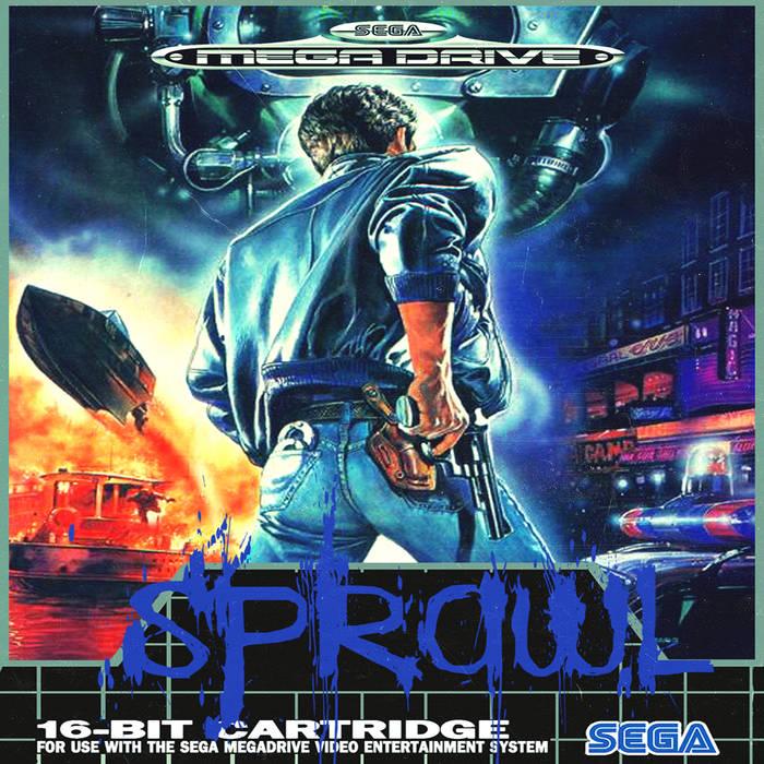 SPRAWL OST cover art