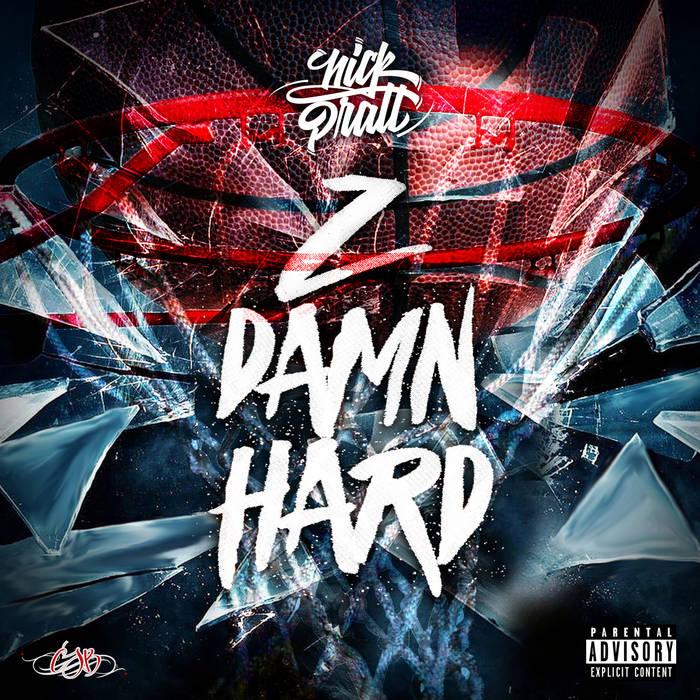 2damnhard (Single) cover art