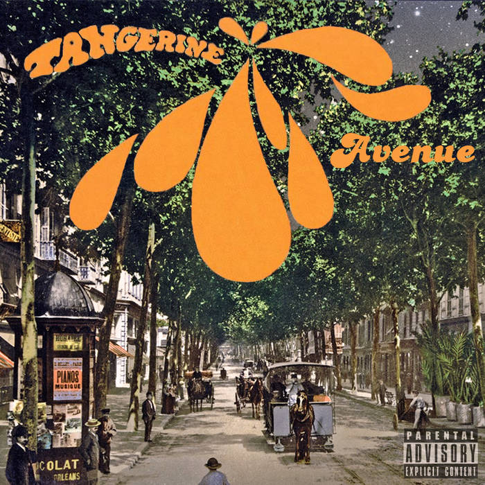 Tangerine Avenue cover art