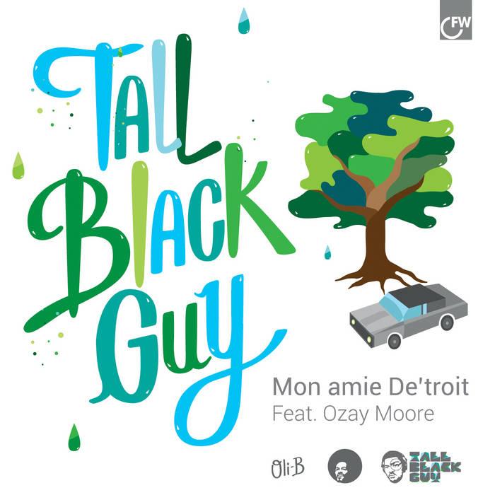 Mon Amie De'Troit cover art