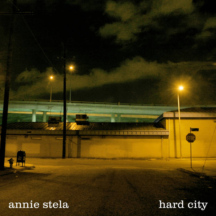 Hard City EP cover art