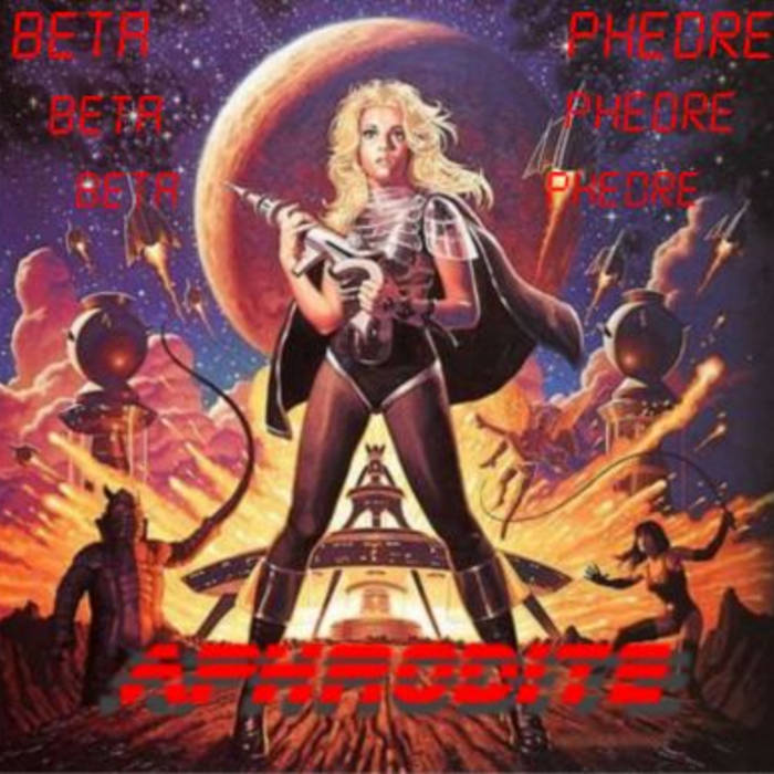 Aphrodite (Beta Frontiers Remix) cover art