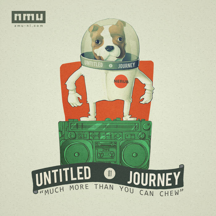 Untitled Journey 01: Much more than you can chew cover art