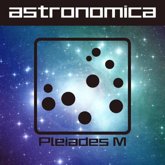 astronomica E.P. cover art