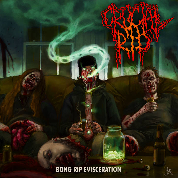 Bong Rip Evisceration cover art