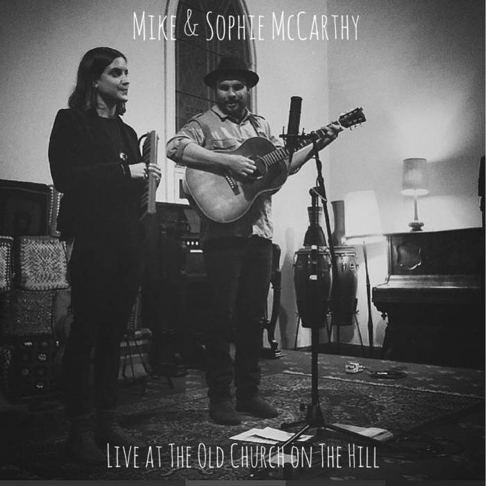 'Live' at The Old Church on The Hill cover art