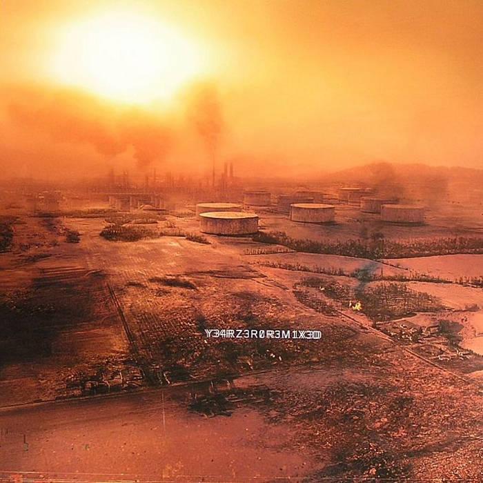 Survivalism (Ahab Remix) cover art