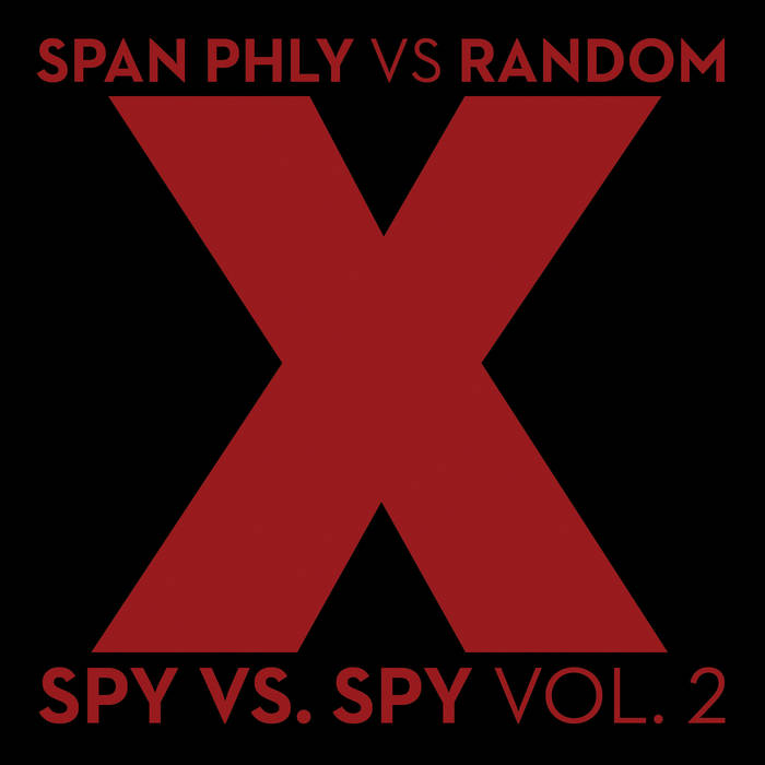 Spy vs Spy Vol. 2 cover art