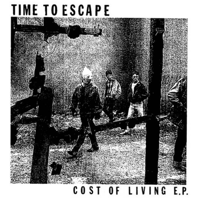 Cost Of Living EP cover art