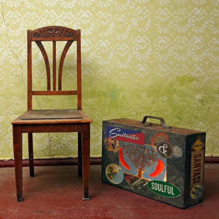 Suitcase and Soulful cover art
