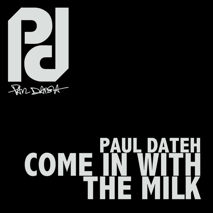 Come in With the Milk cover art