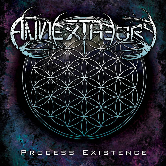 Process Existence EP cover art
