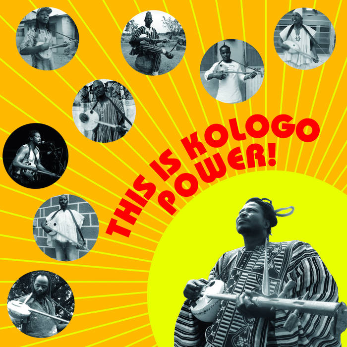 This is Kologo Power! cover art