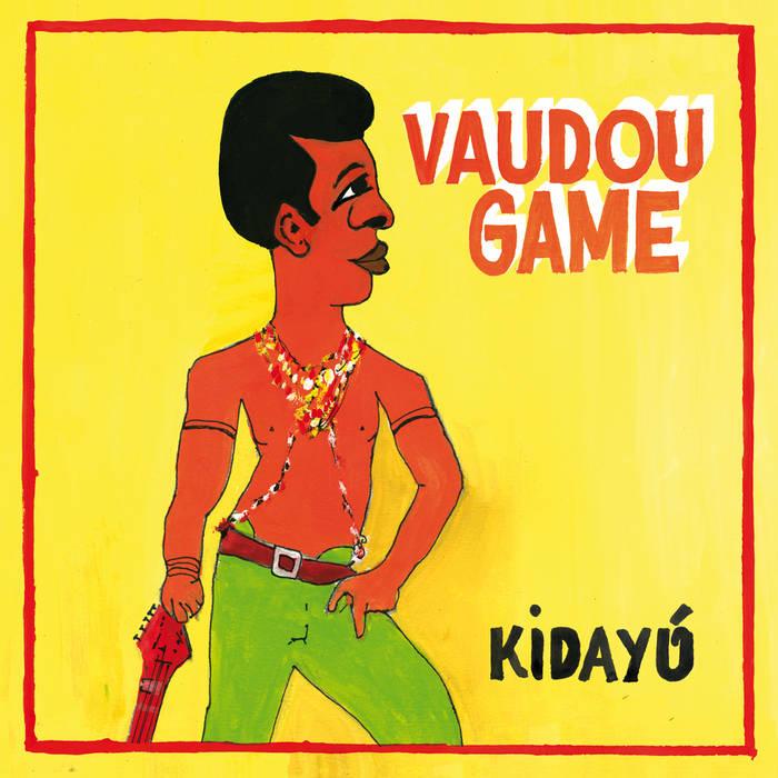 """Vaudou Game """"Kidayu"""" cover art"""