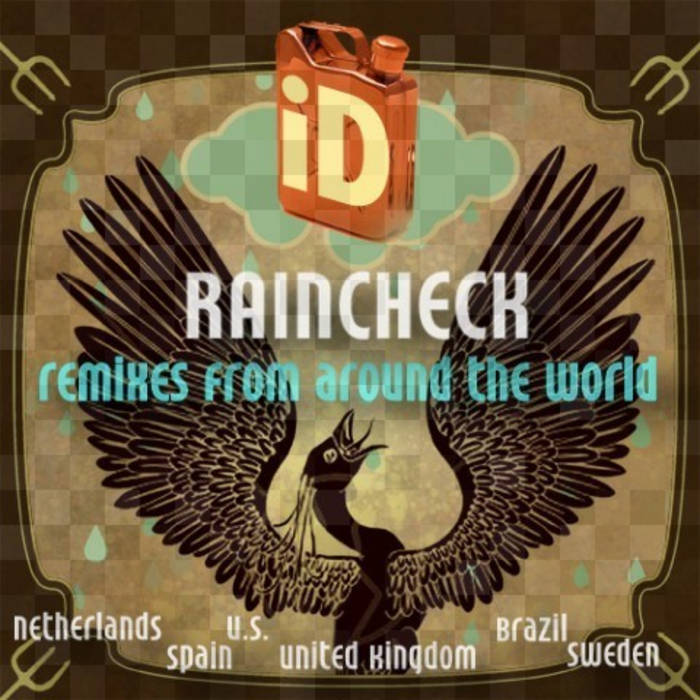 Raincheck Remixes From Around The World cover art