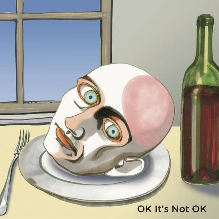 OK It's Not OK cover art
