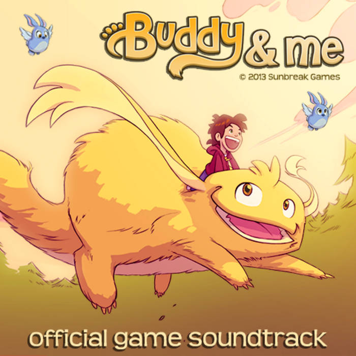 Buddy & Me (Official Soundtrack) cover art