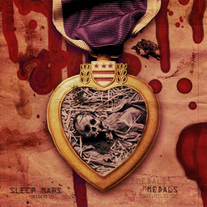 Medals cover art