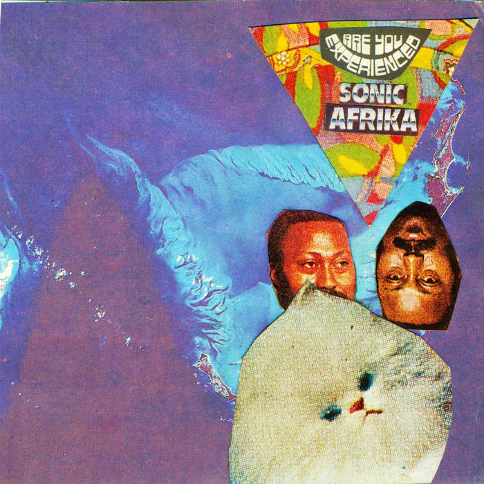 AFRIKA PSEUDOBRUITISMUS - Are You Experienced Sonic Afrika? cover art
