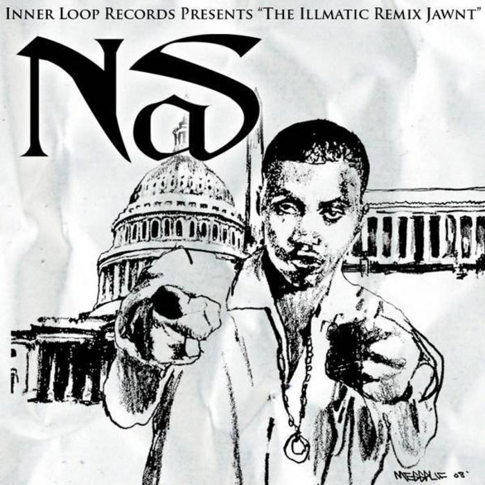 The Illmatic Remix Jawnt cover art