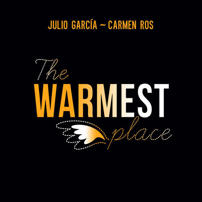 The Warmest place cover art