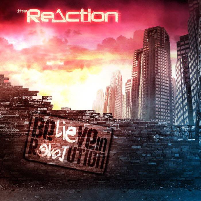 beLIEve in rEVOLution cover art