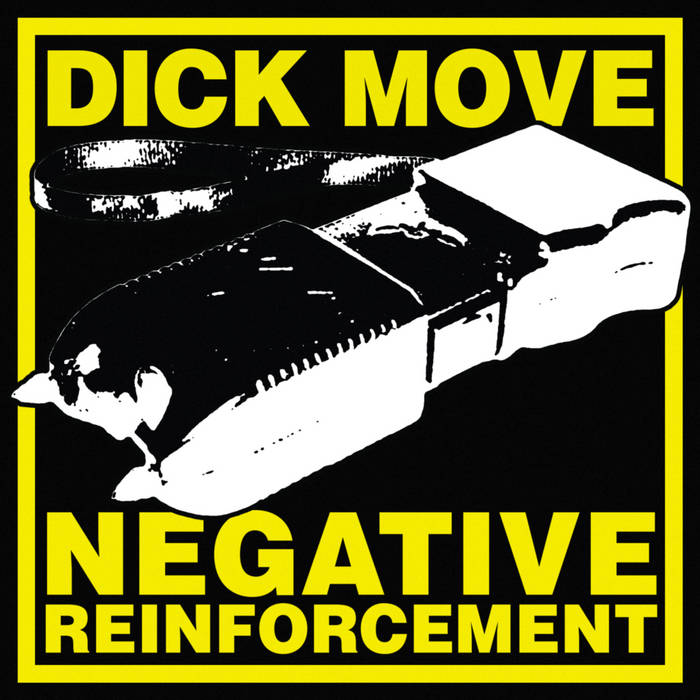 Negative Reinforcement cover art