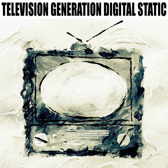 Digital Static cover art