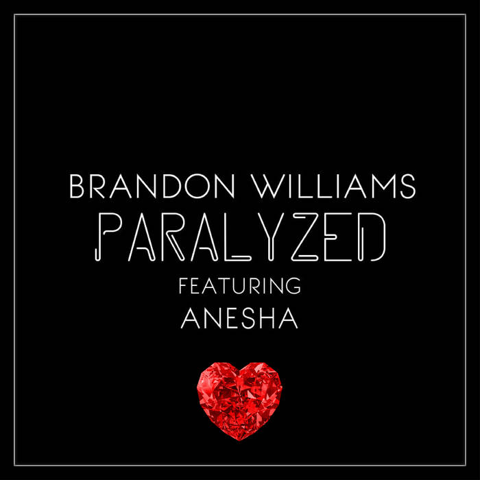 Paralyzed feat. Anesha cover art
